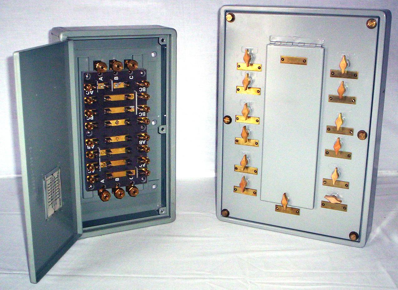 kinnaman electric distribution fuse boxes